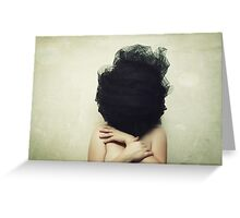 You don't know who you are, but you know who you wanna be. Greeting Card