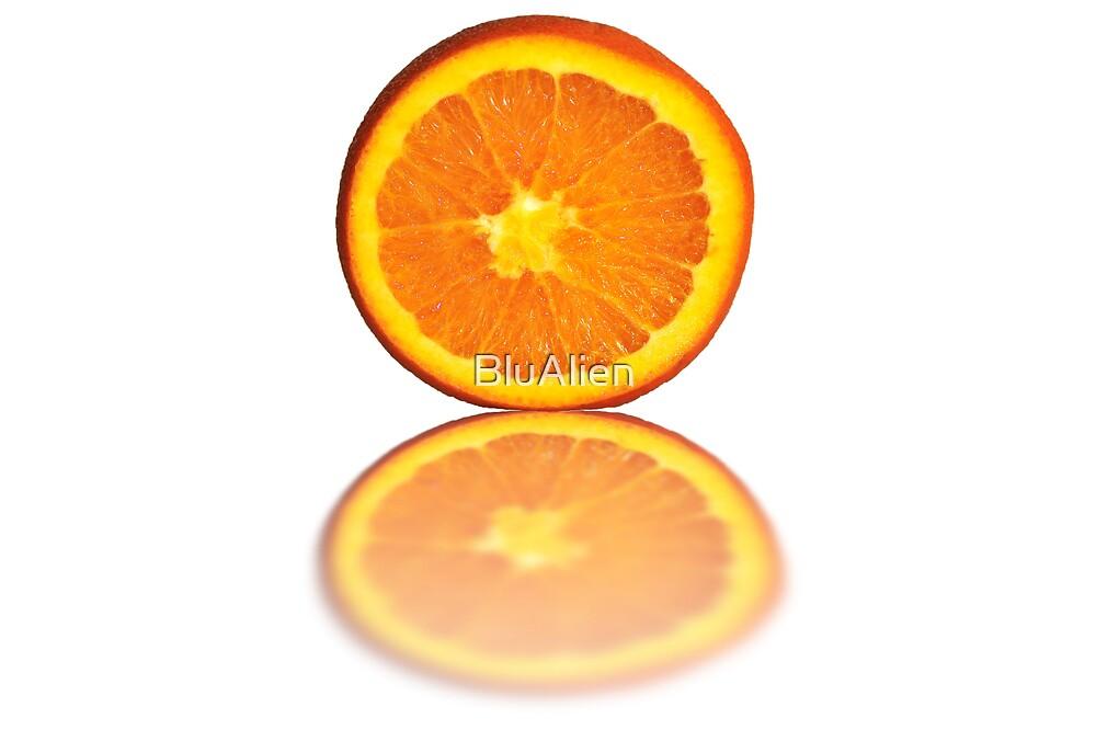 Orange Magic by BluAlien