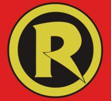 Damian Wayne Robin Symbol (Badge size) by xanaman