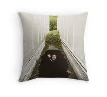This my excavation and today is kumran. Everything that happens is from now on. Throw Pillow