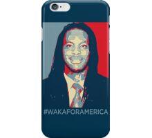 Waka flocka flame for america 2 iPhone Case/Skin
