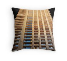 barbican tower Throw Pillow