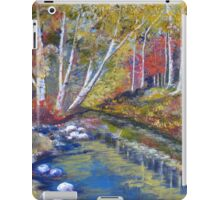 Nature's paint brush iPad Case/Skin