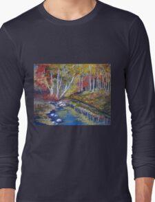 Nature's paint brush Long Sleeve T-Shirt