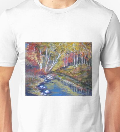 Nature's paint brush Unisex T-Shirt