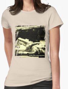 Elton John / Saturday Nights Alright Womens Fitted T-Shirt