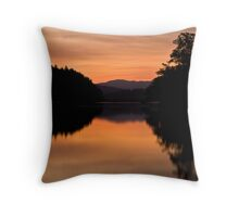 Then the sky exploded! Throw Pillow