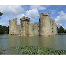 bodium castle Photographic Print