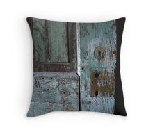 Patina Throw Pillow