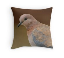 When Doves Cry Throw Pillow