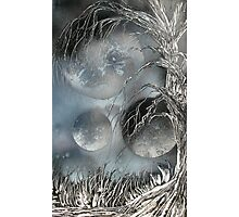 Night of the Orbs Photographic Print