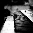 Piano by Kasia Fiszer