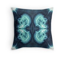 Psychedelic milk, 4 Throw Pillow