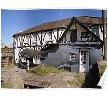 Dartmoor: The Highwayman Inn Poster