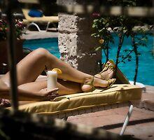 Secret Sunbather by lovinglizard
