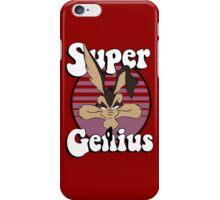 Super Genius iPhone Case/Skin