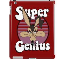 Super Genius iPad Case/Skin