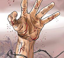 TAKE MY HAND! by PieterDC