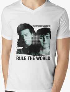 tears for fears / rule the world Mens V-Neck T-Shirt