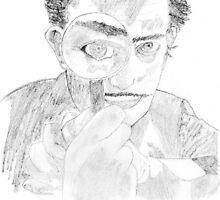 Salvador Dali by Adrian O' Driscoll