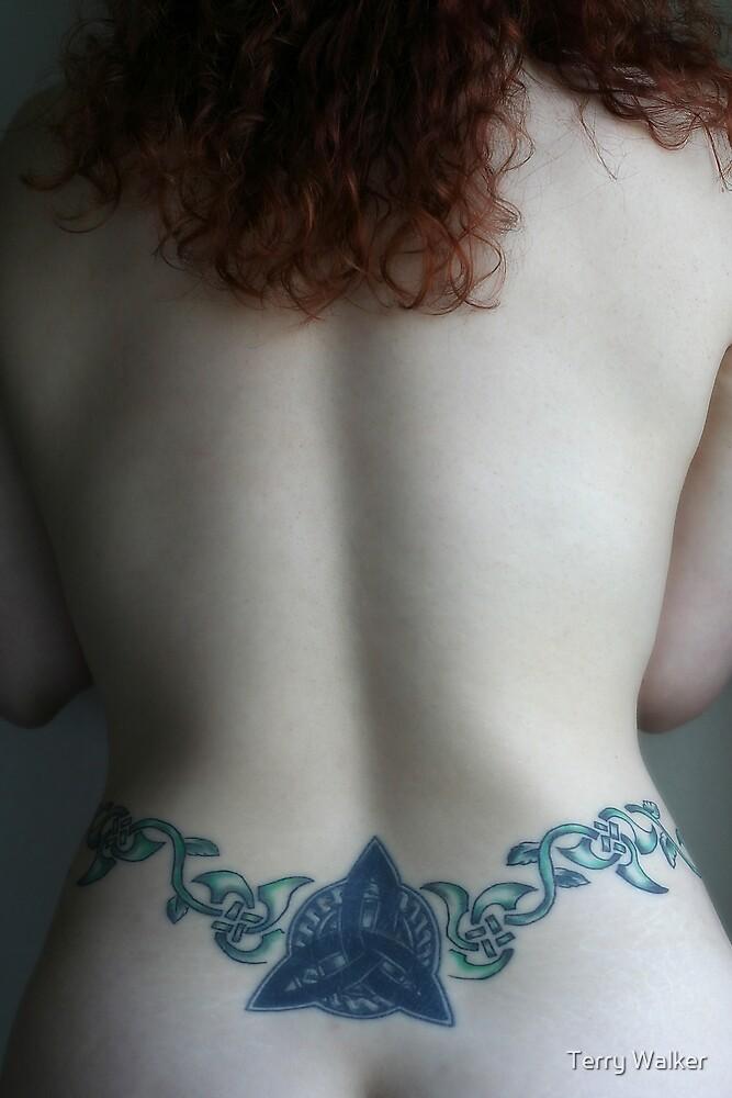 Full Back by Terry Walker