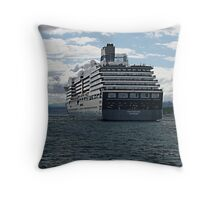 The Oosterdam Throw Pillow