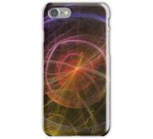 Abstract Art New World iPhone Case/Skin