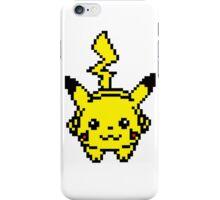 Pixel Pikachu iPhone Case/Skin