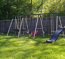 Swing Set by PopcornLadder