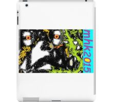 the lamb and the eagle - ruffled feathers and torn pages 1 iPad Case/Skin