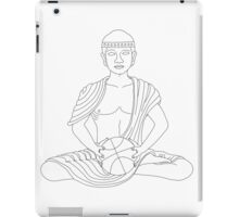 Buddha Ball iPad Case/Skin