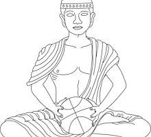 Buddha Ball by crookedrims