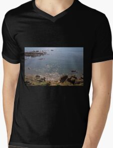 See With Diamonds in Dorset Mens V-Neck T-Shirt