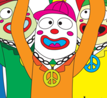 Weird & Wacky Waving Inflatable Arm Flailing Tube Man Sticker