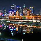 Melbourne HDR  by ea-photos
