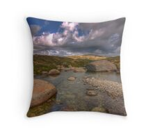 Snowy River NSW Throw Pillow