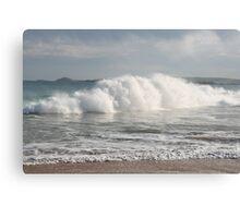 """""""Boomer Beach, Pt Elliot, SA"""" Canvas Print"""