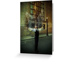 The Architect Greeting Card