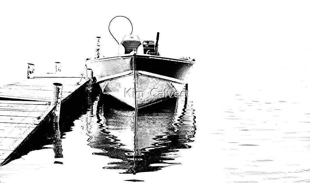 Docked by Kim  Calvert