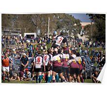 Geelong Rams Grand Final I Poster