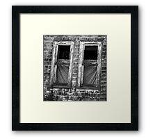 Wreckless Abandon Framed Print