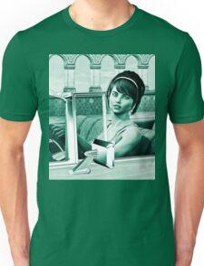 Vintage Woman Unisex T-Shirt