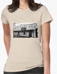 Buckhorn Saloon Womens Fitted T-Shirt