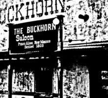 Buckhorn Saloon Sticker