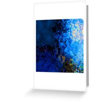 The Edge of Night Greeting Card