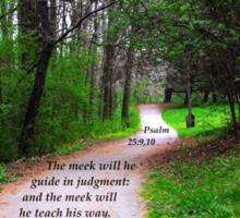Path of Mercy Sticker