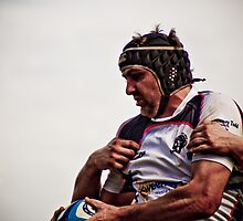 Securing The Lineout by JAKShots-Sports