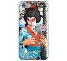 Geisha iPhone Case/Skin