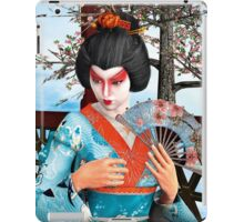 Geisha iPad Case/Skin