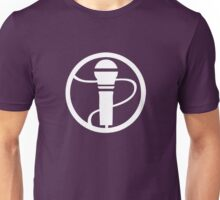 Microphone Design Unisex T-Shirt
